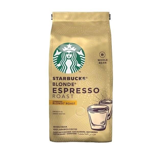 قهوه بلوند اسپرسو استارباکس
