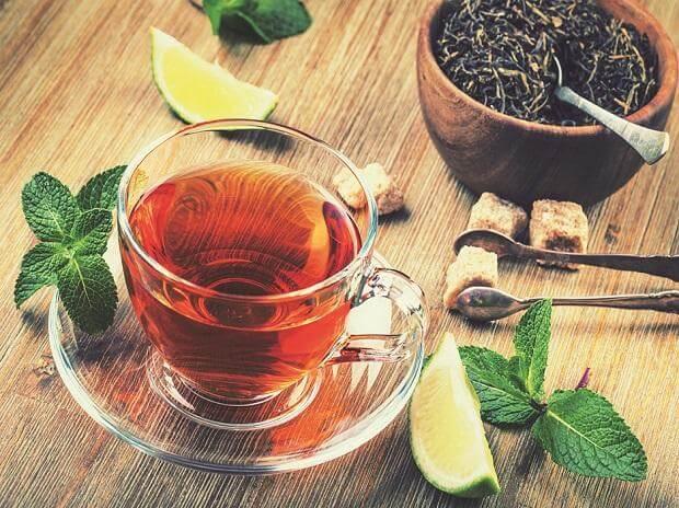 تجارت جهانی چای