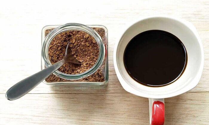 قدرت یک فنجان قهوه