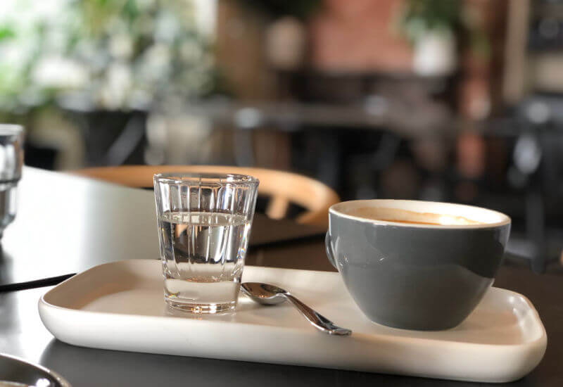 Can coffee be resilient against Covid-19?
