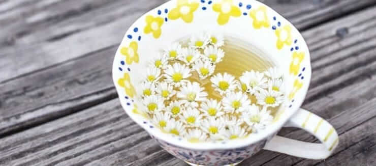 فوایدو خصوصیات چای بابونه و عوارض جانبی آن(1)